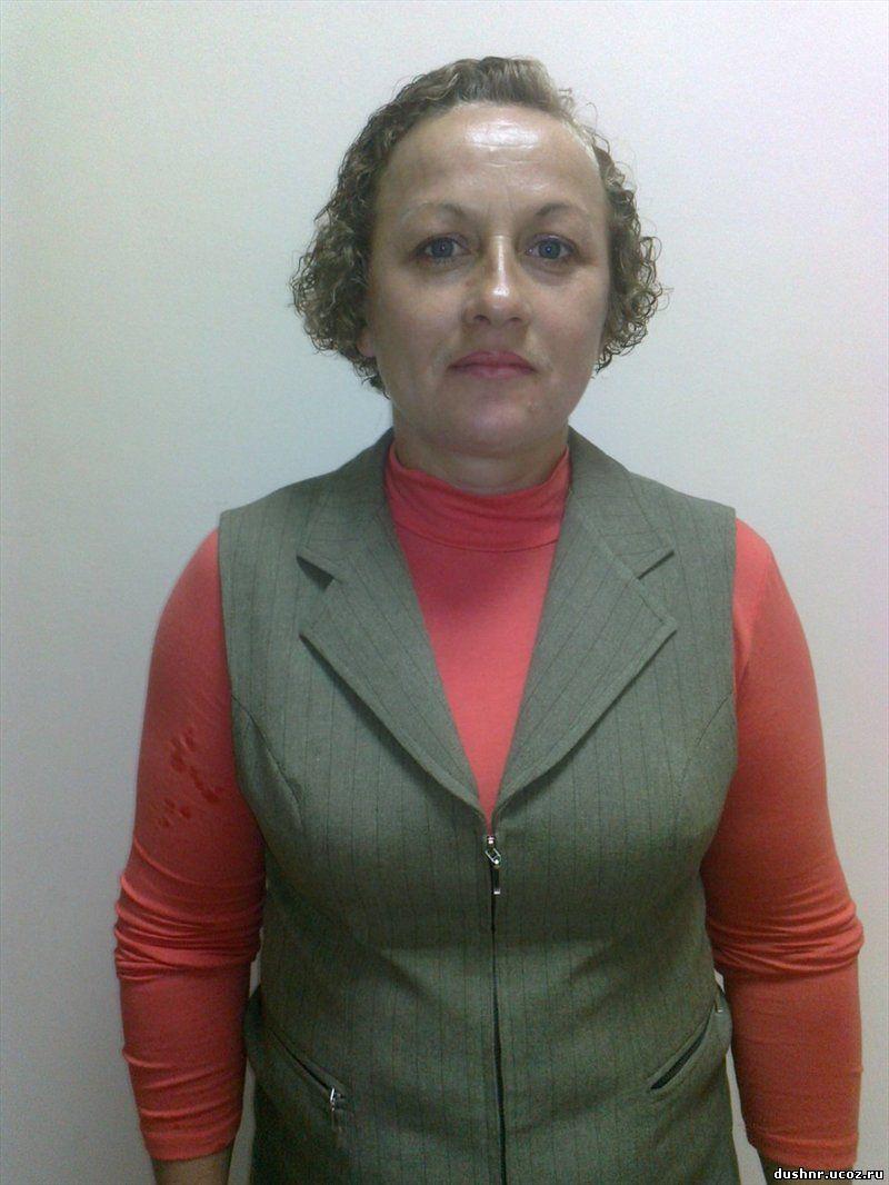 Павлова Елена Ивановна
